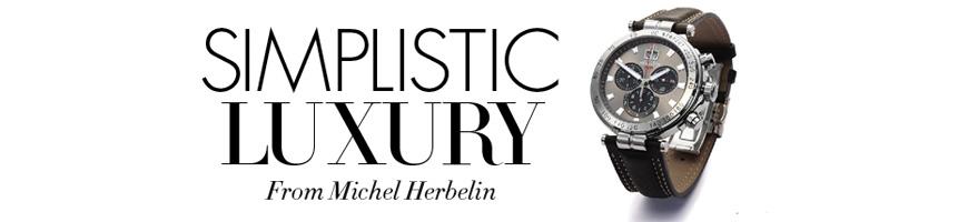Michel Herbelin klockor