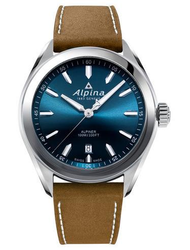 ALPINA Alpiner Quartz AL-240NS4E6
