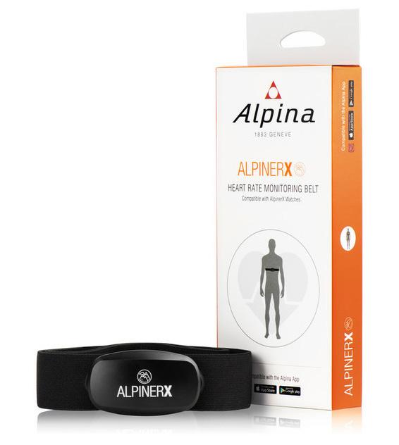 ALPINA AlpinerX Pulsmätarband (AL-HRM-BELT)