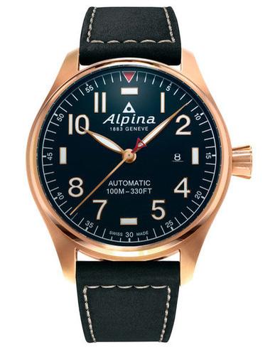 ALPINA Startimer Pilot Automatic AL-525NN4S4