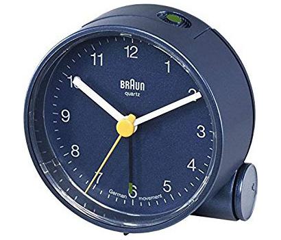 BRAUN Väckarklocka BNC001BL