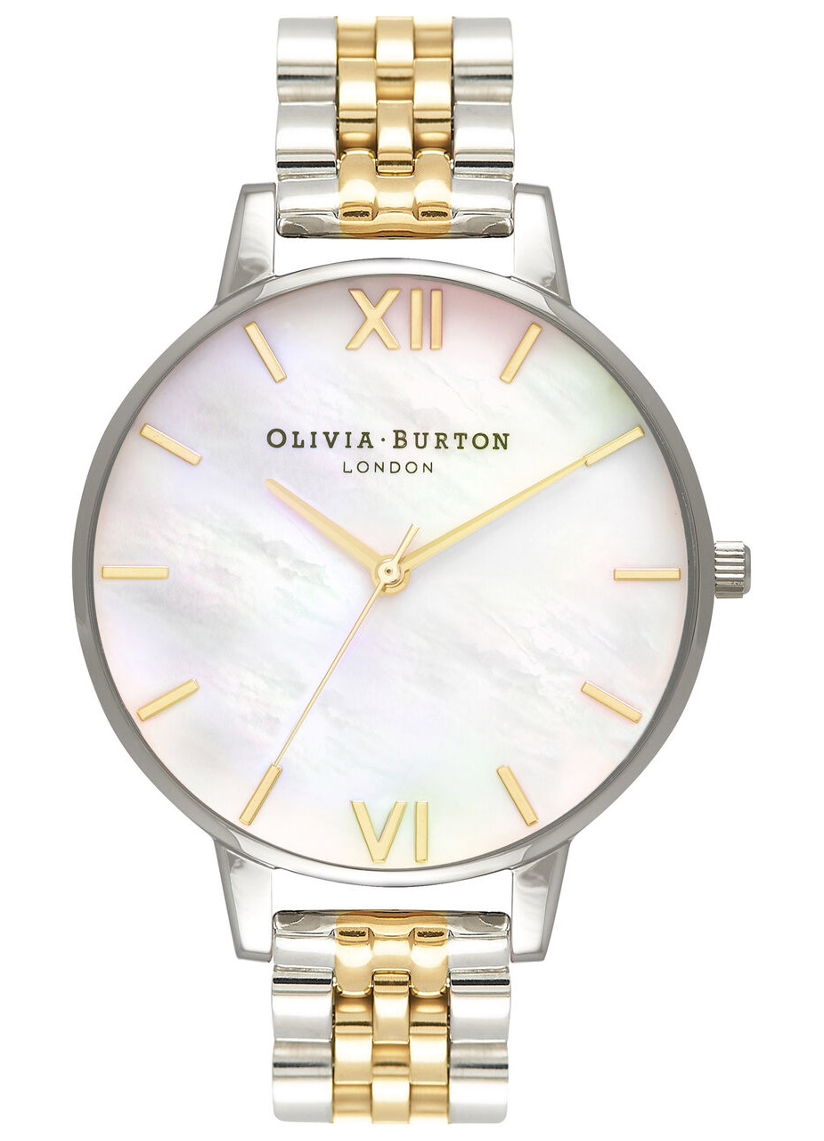 OLIVIA BURTON Mother of Pearl Bracelet OB16MOP05