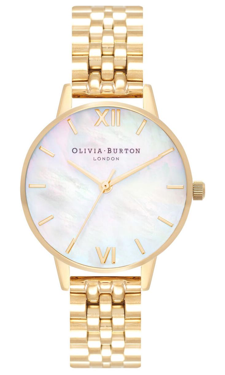 OLIVIA BURTON Mother of Pearl OB16MOP01