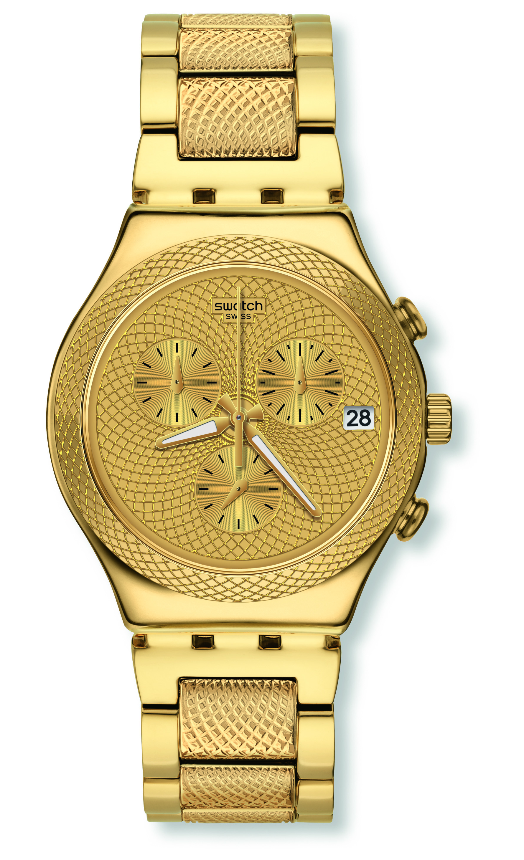 SWATCH Goldy Full YCG420G
