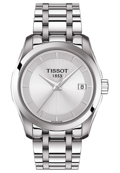 TISSOT Couturier Lady T035.210.11.031.00