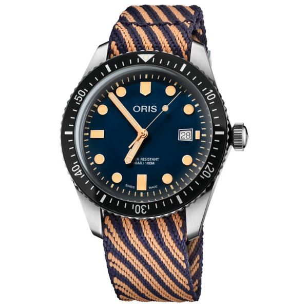 ORIS Divers Men'sitage 65 World Clean Day 2018 Special Edition 01 733 7720 4035-07 5 21 13