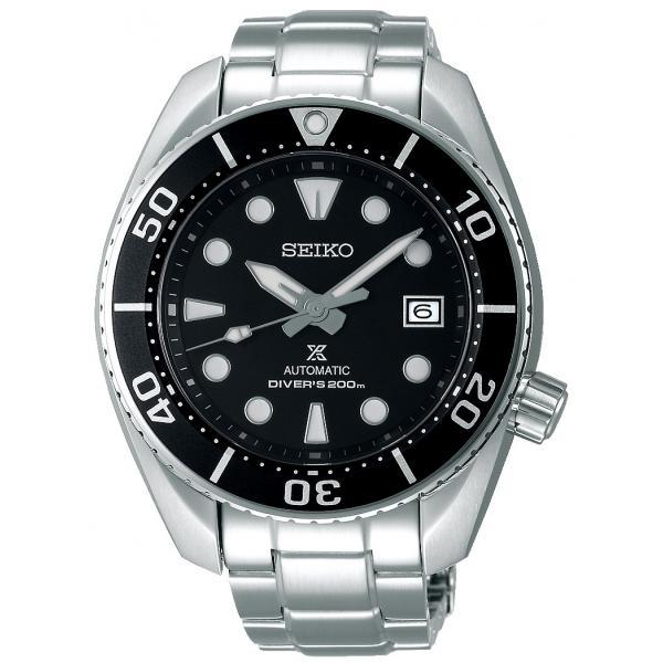 SEIKO Prospex Black Sumo Automatic Diver SPB101J1